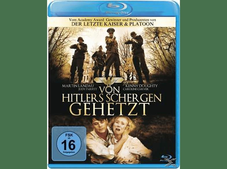 Von Hitlers Schergen gehetzt [Blu-ray]