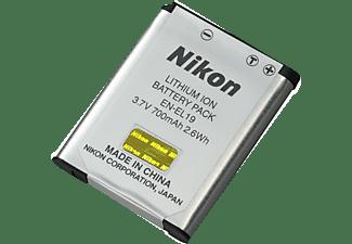 NIKON EN-EL19 EN-EL 19 Akku, Li-Ion, 3.7 Volt, 700 mAh