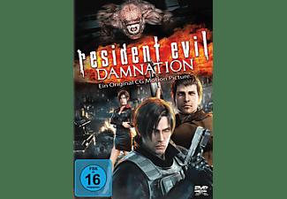 Resident Evil - Damnation DVD
