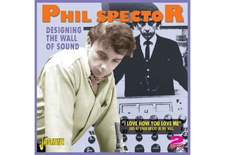 Phil Spector - Designing The Wall Of Sound  - (CD)