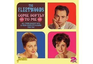 The Fleetwoods - Come Softly To Me  - (CD)