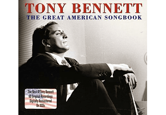 Tony Bennett - The Great American Songbook  - (CD)