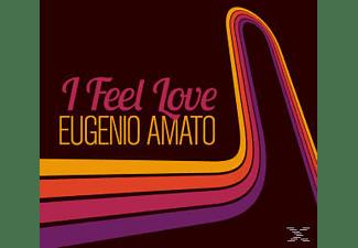 Eugenio Amato - I Feel Love  - (Maxi Single CD)