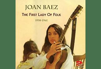 Joan Baez - First Lady Of Folk  - (CD)