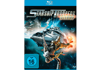Starship Troopers: Invasion - (Blu-ray)
