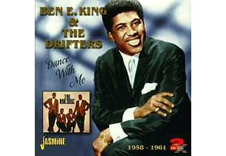 Ben E. & The Drifters King - DANCE WITH ME 1958-1961  - (CD)