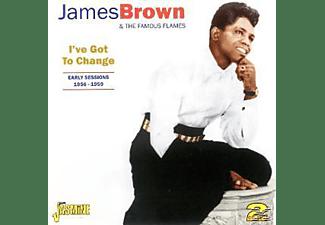 James Brown - I VE GOT TO CHANGE  - (CD)