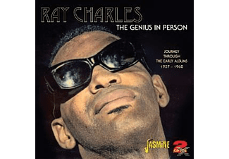 Ray Charles - GENIUS IN PERSON...  - (CD)
