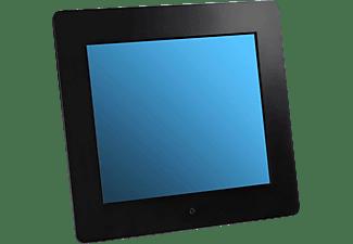 """INTENSO 3914800 8"""" Photobase Digitaler Bilderrahmen, 20 cm, 800 x 600 Pixel, Schwarz"""
