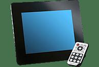 "INTENSO 3916800 8"" Mediadirector Digitaler Bilderrahmen , 20 cm, 800 x 600 Pixel, Schwarz"
