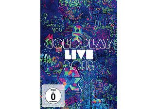 Coldplay - Coldplay Live 2012  - (DVD + CD)