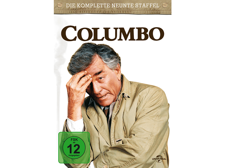 Columbo - Staffel 9 [DVD]