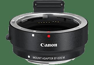 CANON EF-EOS M (Mount Adapter für Canon M-Mount, Schwarz)