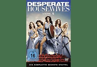 Desperate Housewives - Staffel 6 DVD
