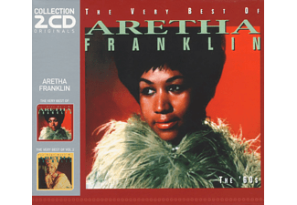 Aretha Franklin - Very Best Of Vol. 1 & 2 CD