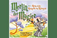 Merlin der Magier 01: Rheinhardt von Rüdesheim - (CD)