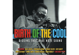 VARIOUS - Birth Of The Cool - Digging That Blue Note Sound  - (CD)