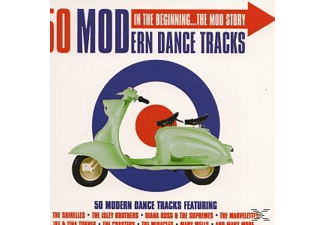 VARIOUS - In The Beginning... The Mod Story  - (CD)