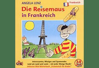 Angela Lenz - Die Reisemaus In Frankreich  - (CD)