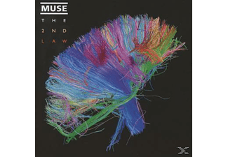Muse - 2ND LAW (JEWELCASE) THE | CD