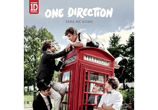 One Direction - TAKE ME HOME | CD