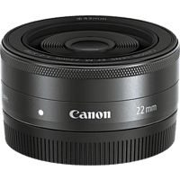 CANON EF-M Weitwinkel für Canon EF-M - 22 mm, f/2
