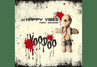 DJ Happy Vibes feat.Jazzmin - Voodoo  - (Maxi Single CD Extra/Enhanced)