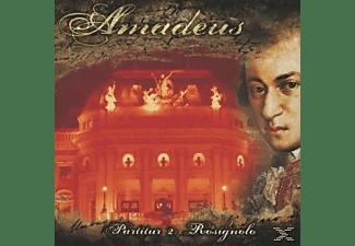 Amadeus - Partitur 02: Rosignolo  - (CD)