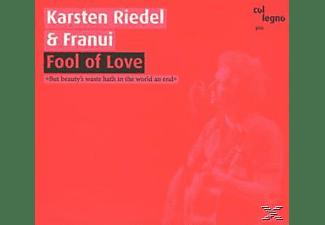 Karsten Riedel, Franui - Fool Of Love  - (CD)
