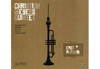 Christian Meijers Quintet - East Autumn  - (CD)