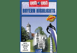 Bayern-Highlights (Bonus Dolomiten) DVD