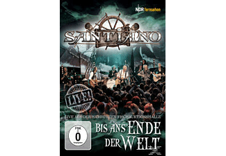 Santiano - BIS ANS ENDE DER WELT-LIVE  - (DVD)