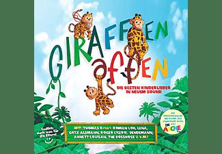 VARIOUS - Giraffenaffen  - (CD)
