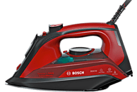 BOSCH TDA503001P Dampfbügeleisen (3000 Watt, CeraniumGlissée Bügelsohle mit Dampfkanälen und 3 Phasen-Design)