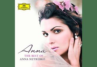 Anna Netrebko - ANNA - THE BEST OF ANNA NETREBKO  - (CD)