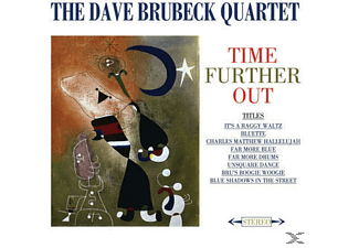 The Dave Brubeck Quartet - Time Further Out  - (CD)
