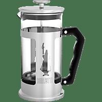 BIALETTI 3160 French Press Preziosa Kaffeebereiter Silber