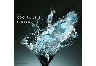 A Tasty Sound Collection - Cocktails & Guitars  - (CD)