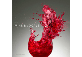 VARIOUS - A Tasty Sound Collection: Wine & Vocals  - (CD)