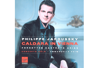 Philippe Jaroussky, Jaroussky/Concerto/Haim - Caldara In Vienna-Stand.Ed.  - (CD)
