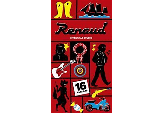 Renaud - Integrale 2012 - (CD)