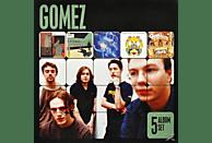 Gomez - 5 Album Set [CD]