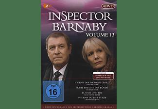 Inspector Barnaby - Volume 13 DVD
