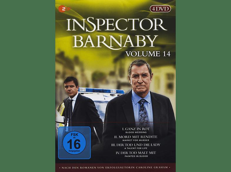 Inspector Barnaby - Volume 14 [DVD]