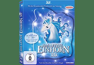 Das letzte Einhorn (3D) 3D Blu-ray