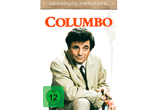 Columbo - Staffel 4 DVD