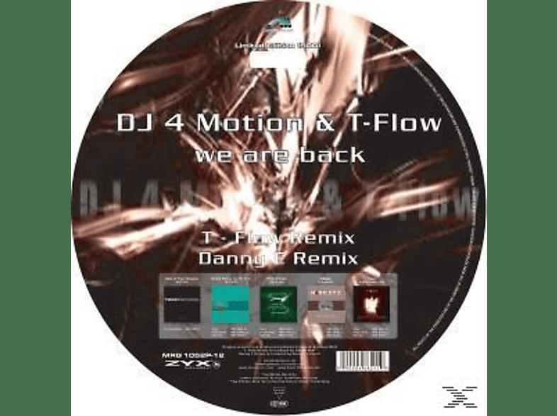 T-flow, Dj 4 Motion & T-flow - We Are Back [Vinyl]