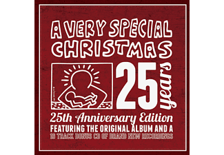 VARIOUS - A Very Special Christmas (25th Anniversary)  - (CD)