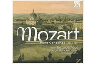 Kristian Bezuidenhout, Freiburger Barockorchester - Klavierkonzerte KV 453 & 482 [CD]