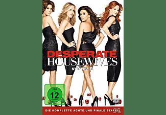 Desperate Housewives - Die komplette 8. Staffel [DVD]
